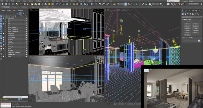 Parametric Architecture software