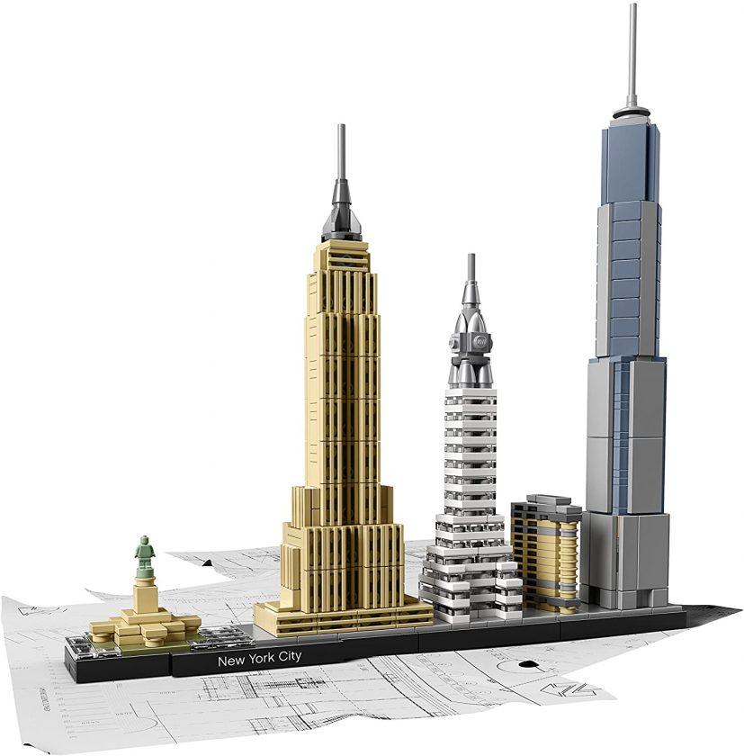 lego architecture 2021