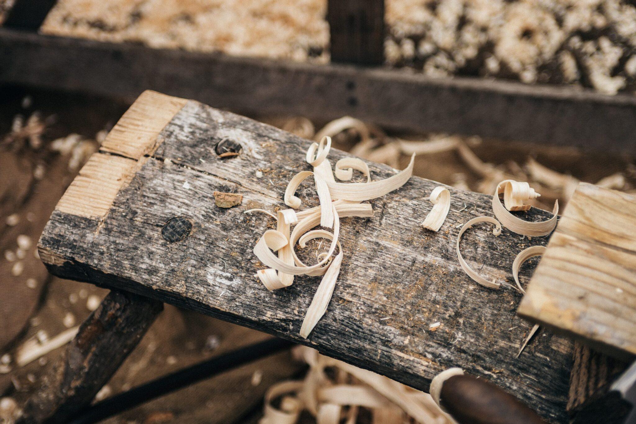 bend wood