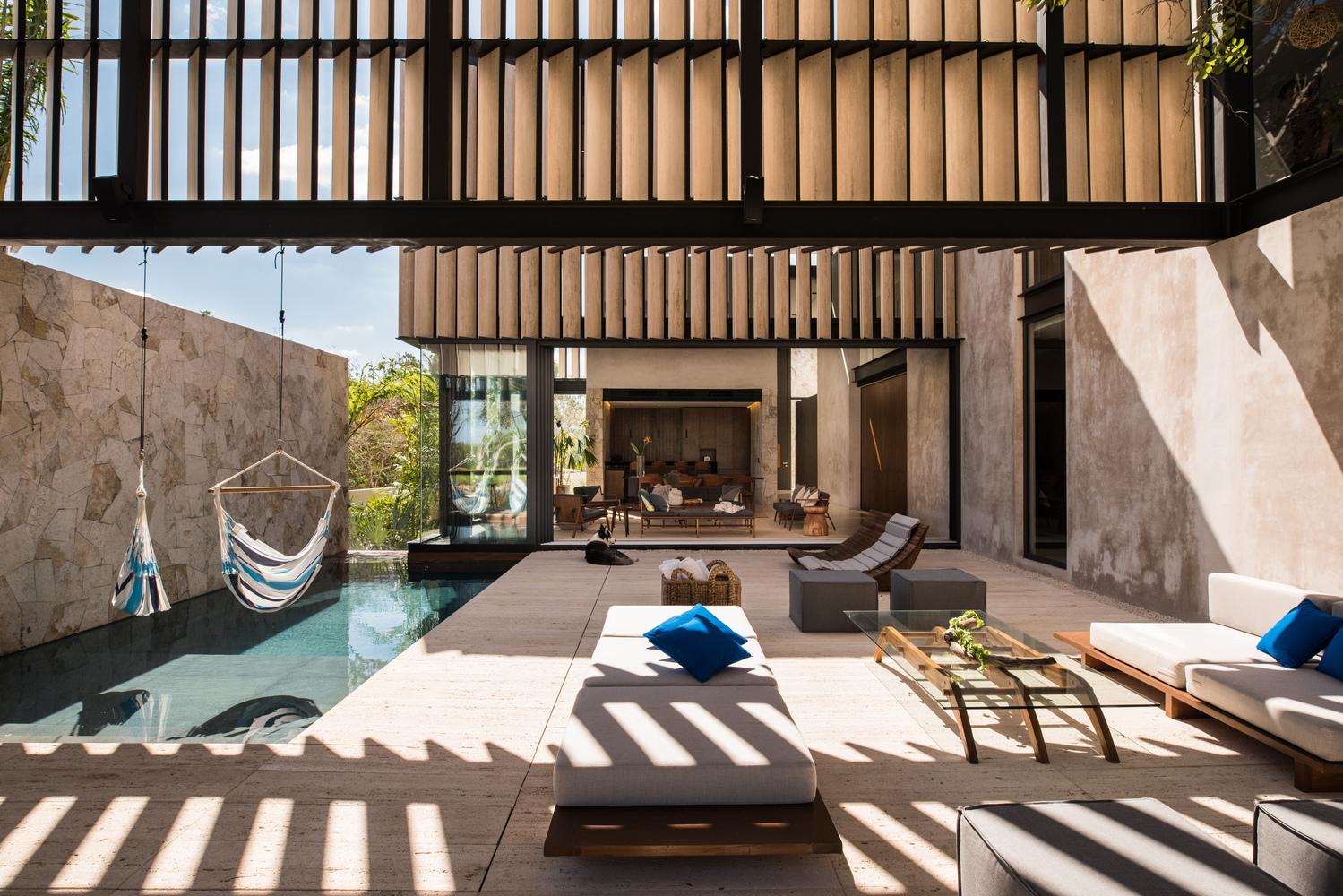 Chaaltun House / tescala