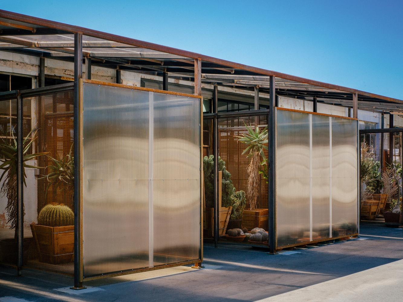 Santa Monica Greenhouse