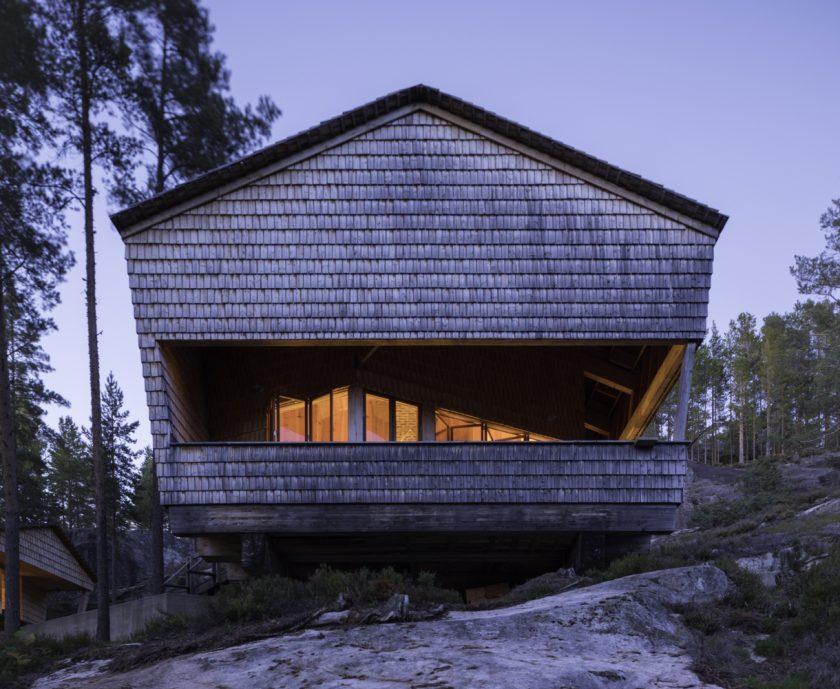 The Cuckoo's Nest Cabin