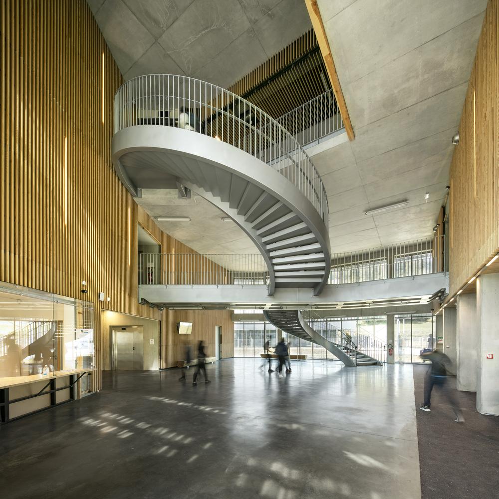 CoCo Architecture + Jean De Giacinto Architecture Composite