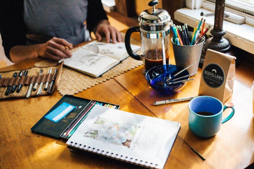 best sketchbooks for artists